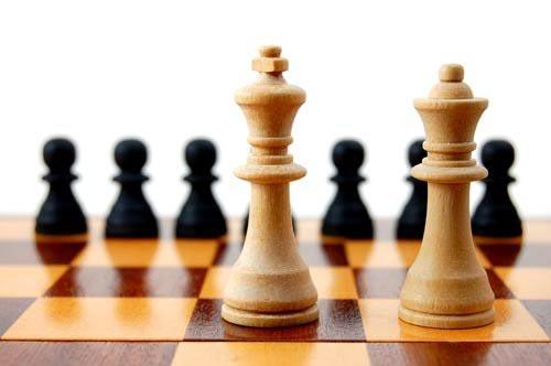 Comme aux échecs, essayez d'avoir un coup d'avance