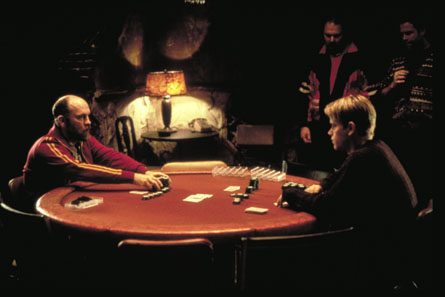 "Screenshot du film ""Les joueurs"""